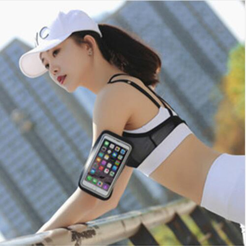 Sport armband Case for iPhone X fashion holder for iPhone case on hand smartphone cell phones hand