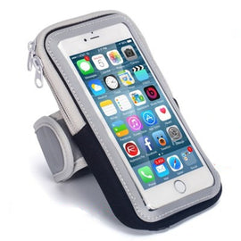 Sports Running Armband Waterproof Mobile Phones Phone Arm Band Brassard Telephone Holder Arm Cases Pouch