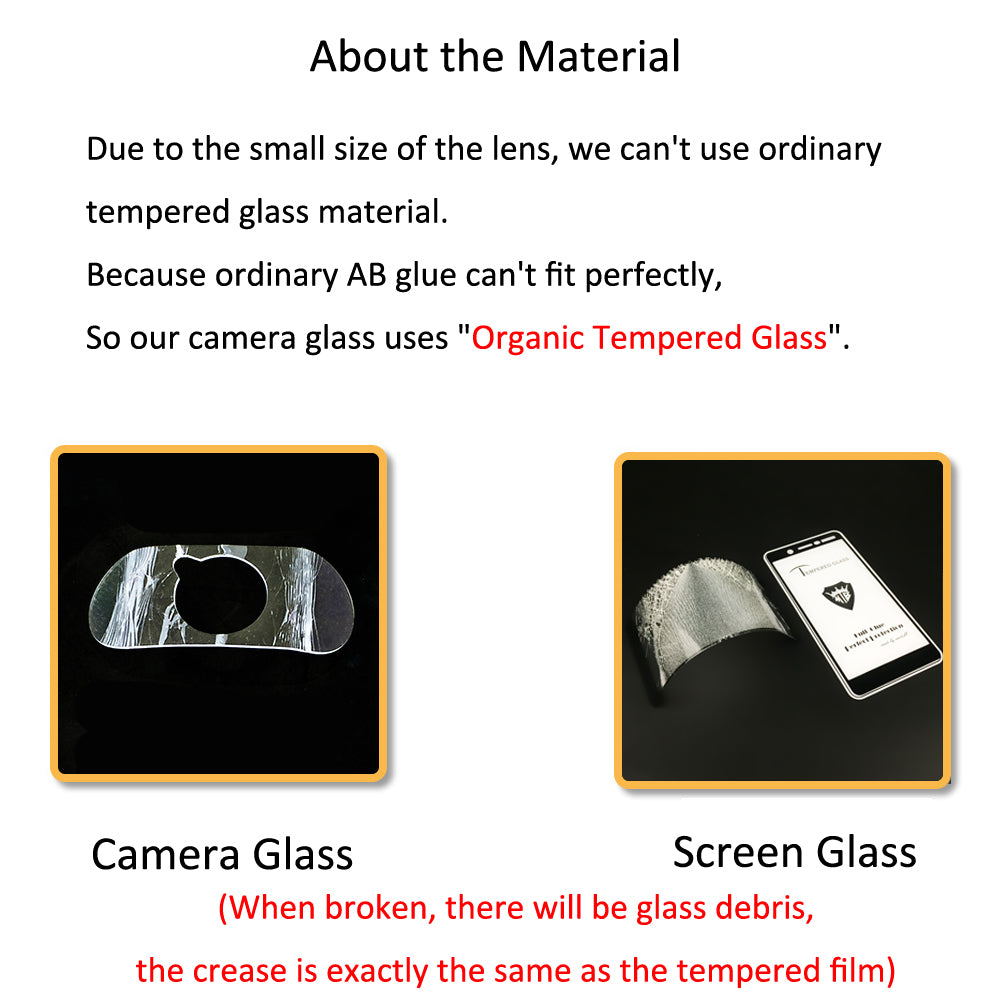Tempered Glass for Samsung Galaxy S10 Plus S10e S10+ A50 Glass Protective Camera Lens Glass