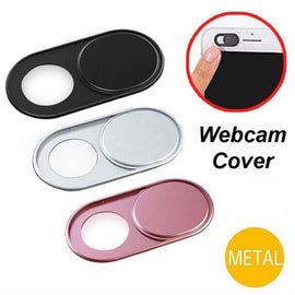 Universal Metal Webcam Cover WebCam Cover Shutter Magnet Slider Camera Cover