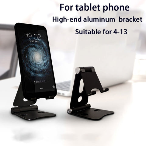 Universal Rotatable Desktop Tablet Holder for ipad air 2 mini 1 3 4 5 pro 9.7 10.5 12.9 Foldable Cell Phone Holder