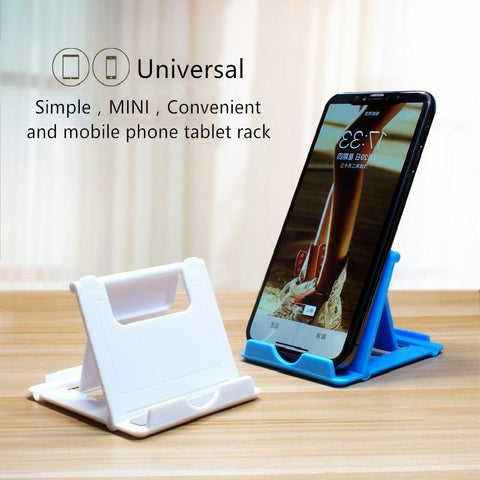 Universal Table Cell Phone Support holder For Phone Desktop Stand For Ipad Samsung iPhone X XS Max