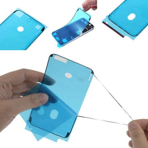 Waterproof Adhesive Sticker for IPhone X XS MAX XR 6 6s 7 8 plus LCD Display Frame Bezel Seal Tape