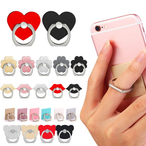 ZUCZUG Universal Finger Ring Mobile Phone Smartphone Stand Holder For iPhone Xiaomi Samsung Smart