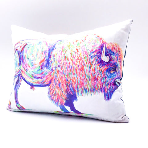 The Loneliest Bison - Talitha B Jacobs Designs