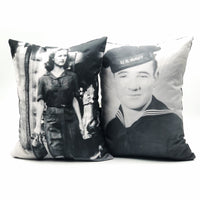Custom Photo Pillow