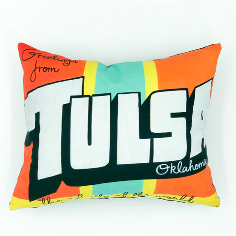 Greetings from Tulsa - Talitha B Jacobs Designs