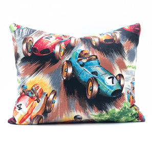 Race-car Napping Pillow (Napper)