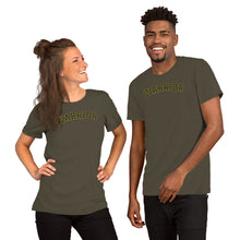 Load image into Gallery viewer, WARRIOR Short-Sleeve Unisex T-Shirt - Ding's Place