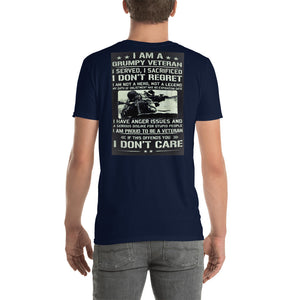 Short-Sleeve Unisex T-Shirt - Ding's Place