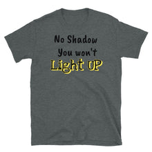 Load image into Gallery viewer, Light Up Short-Sleeve Unisex T-Shirt - Ding's Place
