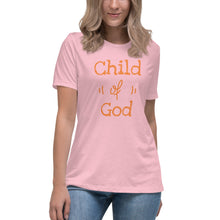 Load image into Gallery viewer, Child of God Women's Relaxed T-Shirt - Ding's Place