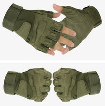 Load image into Gallery viewer, Tactical Gloves Army Military Combat Airsoft Outdoor Climbing Shooting Swat Fighting Paintball Full / Half Finger Guantes - Ding's Place