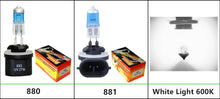 Load image into Gallery viewer, Car Light H1 H3 H4 H7 H8 H9 H11 9005 HB3 9006 HB4  Auto halogen lamp bulb Fog Lights 55W 100W 12V Super White Headlights Lamp - Ding's Place