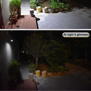Newest 450LM 48 LED Solar Power Street Light PIR Motion Sensor Lamps Garden Security Lamp Outdoor Street Waterproof Wall Lights - Ding's Place