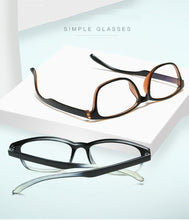 Load image into Gallery viewer, Anti Blue Light Blocking Filter Reduces Digital Eye Strain Clear Regular Computer Gaming SleepingBetter Glasses Improve Comfort - Ding's Place
