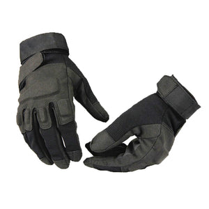 Tactical Gloves Army Military Combat Airsoft Outdoor Climbing Shooting Swat Fighting Paintball Full / Half Finger Guantes - Ding's Place