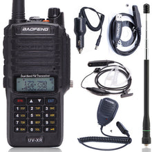 Load image into Gallery viewer, Baofeng UV-XR 10W High Power 4800Mah Battery IP67 WaterProof VHF UHF Dual Band Walkie Talkie Two Way Radio - Ding's Place