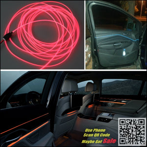 For Mazda RX7 RX 8 RX8 Cosmo Biante Carol Car Interior NOVOVISU Ambient Light Panel Strip illumination Inside Optic Fiber Light - Ding's Place