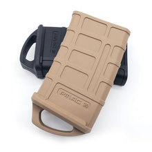 Load image into Gallery viewer, M4/M16 Rubber Holster Hunting Tactical Rubber Bag 5.56 Mag Bag Water Hunt Box Toy Ammo Bag Water Gun Cartridge Accessories - Ding's Place