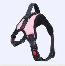 Load image into Gallery viewer, Dog Soft Adjustable Harness Pet Large Dog Walk Out Harness Vest Collar Hand Strap for Small Medium Large Dogs - Ding's Place