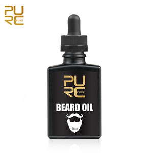 New PURC Beard Oil  Nourishing & Groomed Moisturizes Beard Eliminates Itching and Anti-Dandruff Beard Oil 11.11 - Ding's Place