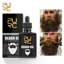 Load image into Gallery viewer, New PURC Beard Oil  Nourishing & Groomed Moisturizes Beard Eliminates Itching and Anti-Dandruff Beard Oil 11.11 - Ding's Place