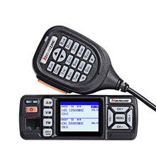 Load image into Gallery viewer, BJ-318 walkie-talkie car radio station portable radio px comunicador telsiz purse 10 km intercom speaker FM - Ding's Place