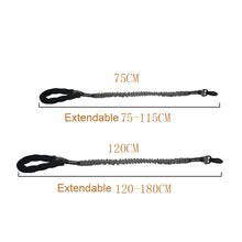 Load image into Gallery viewer, 75/120cm Pet Dog Leash Rope Extendable Comfortable Paddle Leash - Ding's Place