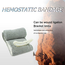 Load image into Gallery viewer, Israel Emergency Elastic Bandage First Aid Kit Hemostasis Trauma Compression Band Bandage Outdoor camping Hiking Traveling Out - Ding's Place
