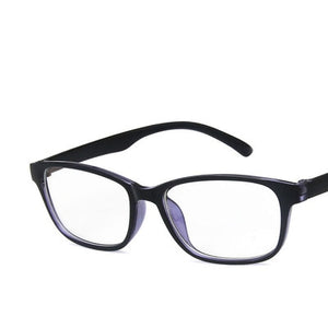 Anti Blue Light Blocking Filter Reduces Digital Eye Strain Clear Regular Computer Gaming SleepingBetter Glasses Improve Comfort - Ding's Place