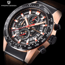 Load image into Gallery viewer, PAGANI DESIGN 2020 mens watches Top Brand Luxury Waterproof Quartz Watch men Sport Military Men's Wrist Watch Relogio Masculino - Ding's Place