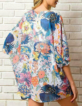 Load image into Gallery viewer, Women's Chiffon Kimono Beach Cardigan / Bikini Cover Up Wrap Beachwear Dress - Ding's Place