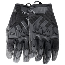Load image into Gallery viewer, Black Motorcycle Full Finger Gloves Motocross Biker Cycling Riding Motorbike Protective Gear Moto Finger Glove Non-Slip Men New - Ding's Place