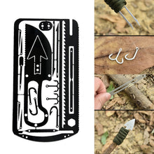 Load image into Gallery viewer, 22 In 1 Fishing Gear  Multi-Tool Outdoor Camping Survival Tools Hunting Emergency Survival EDC Kit - Ding's Place