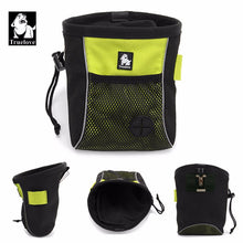 Load image into Gallery viewer, Truelove Portable Travel Dog Snack Treat bag Reflective Pet Training Clip-on Pouch Bag Easy Storage belt bag Poop Bag Dispenser - Ding's Place