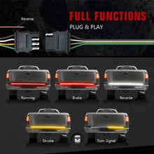 "Load image into Gallery viewer, 60"" Tailgate LED Strip Bar Stop Brake Turn Signal Tail Light for Ford F150 28GC - Ding's Place"