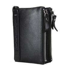 Load image into Gallery viewer, HOT Genuine Crazy Horse Cowhide Leather Wallet - Ding's Place