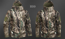 Load image into Gallery viewer, MEGE KNIGHT Clothing Men's Military Camouflage Jacket Army Tactical Clothing - Ding's Place