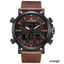 Load image into Gallery viewer, NAVIFORCE Quartz Mens Watch - Ding's Place