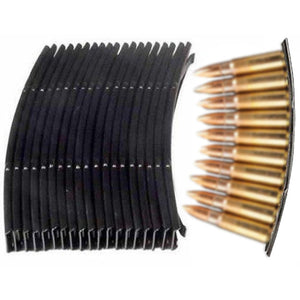 Tactical SKS Loader Steel Stripper Clips 10 Round 7.62X39 Ammo Loader Reload Stripper Clips Hunting Caza 10pcs/20pcs - Ding's Place