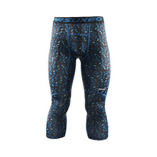 Load image into Gallery viewer, ARSUXEO Men's Compression Running Pants - Camouflage Breathable Sports Yoga Jogging Training Pants - Ding's Place
