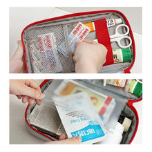 Load image into Gallery viewer, Outdoor First Aid Kit Bag Travel Package Hunt Emergency Kit Bags Medicine Storage Bag Small Organizer - Ding's Place