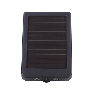 Outdoor Solar Panel 1500mah 9V Solar Power Supply Charger Battery for  Suntek HC300 HC500 HC700  Trail Cameras - Ding's Place