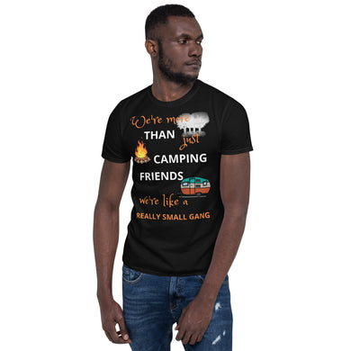 Campground Short-Sleeve Unisex T-Shirt - Ding's Place