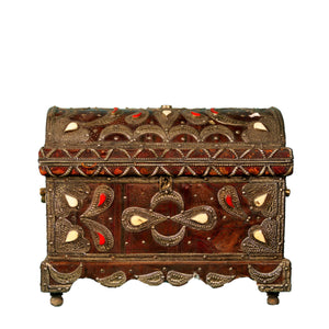 Small Moroccan Treasure Chest