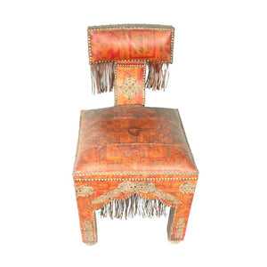 Handcrafted Moroccan Chair