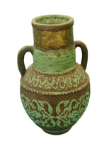 Load image into Gallery viewer, Antique Moroccan Ceramic Vase
