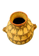 Load image into Gallery viewer, Moroccan Ceramic Vase In Yellow Color
