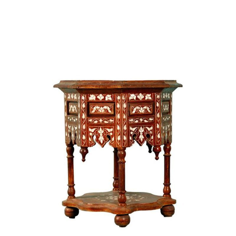 Regency North African Occasional Table